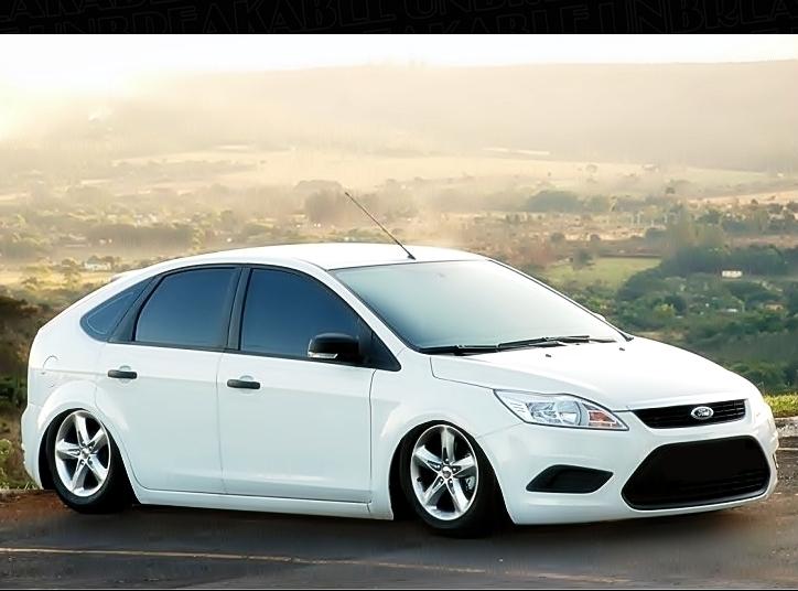 Ford Focus Rebaixado