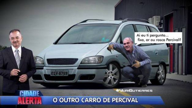 Zafira do Percival