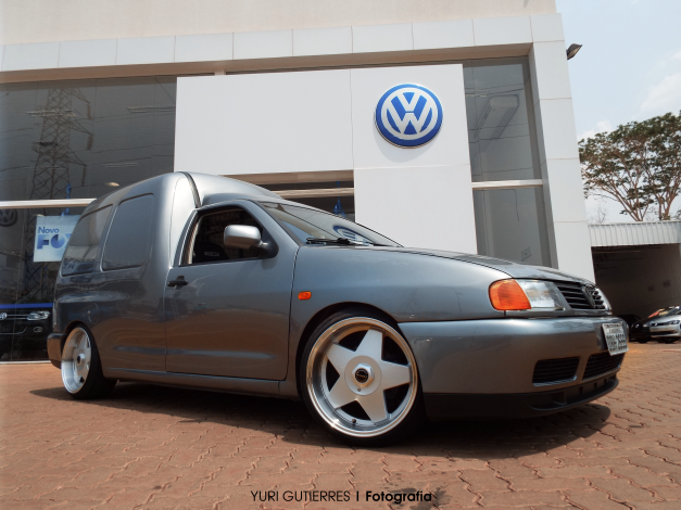 Vw Caddy euro - Vw Van euro